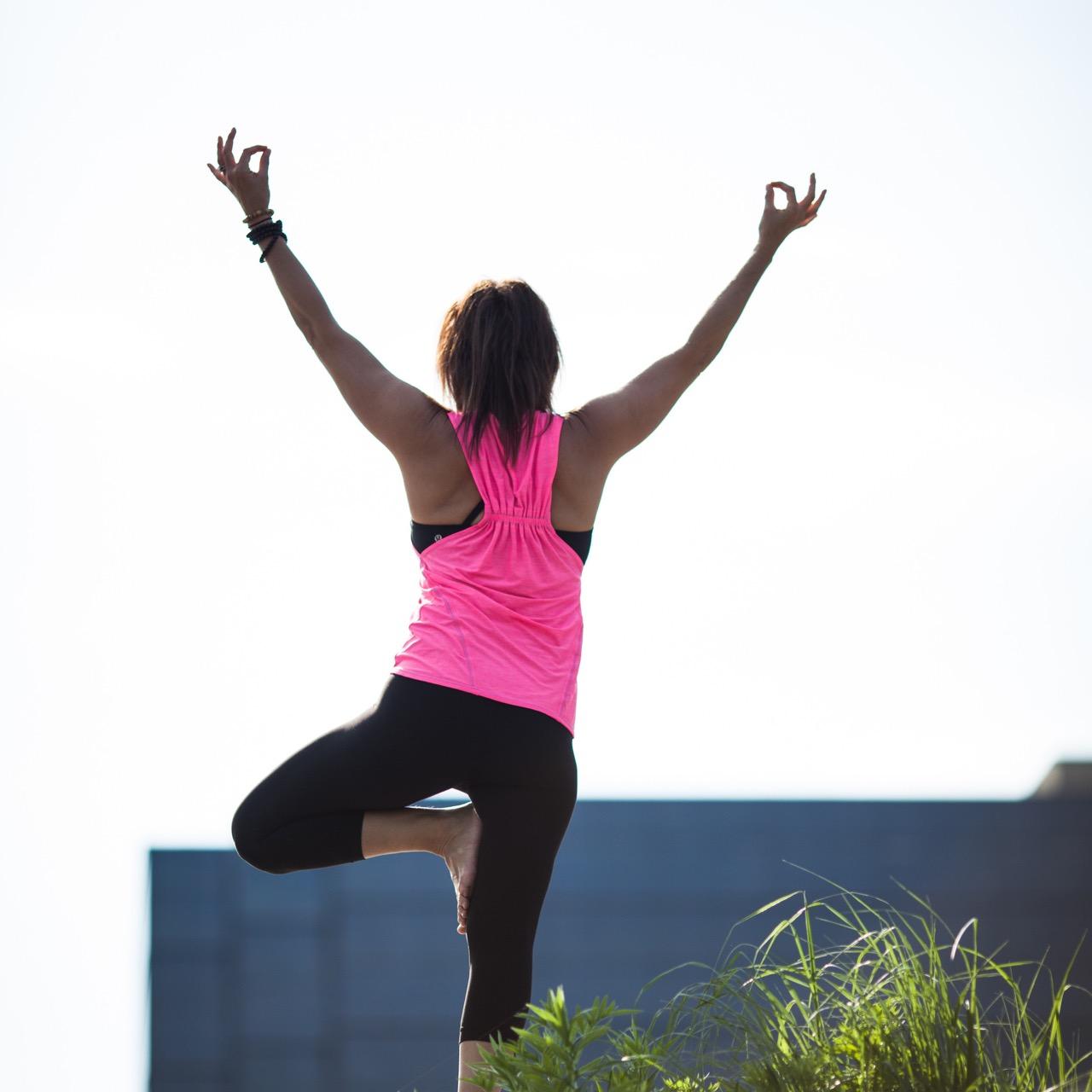 Mill River Park Community Yoga