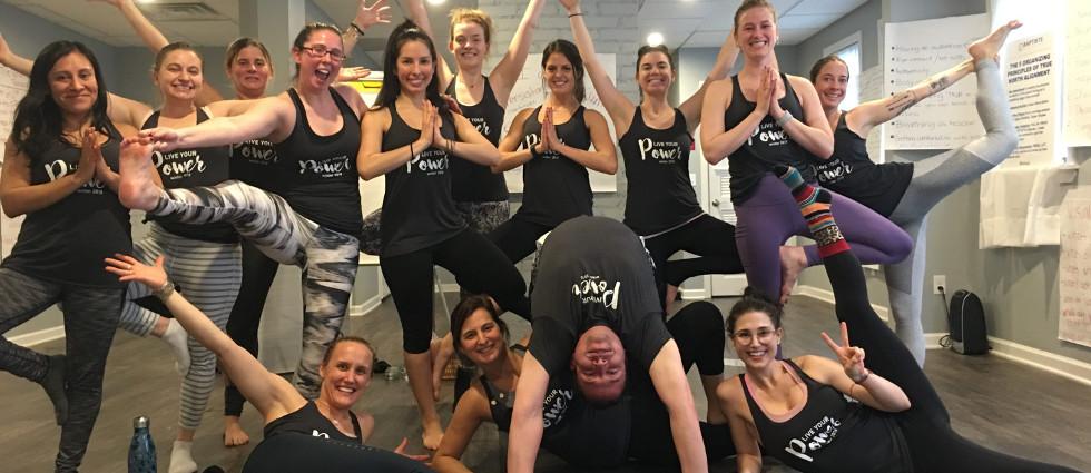 200 Hour Yoga Teacher Training | Connecticut Power Yoga ...